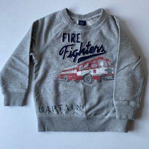 GAP boys crew sweatshirt